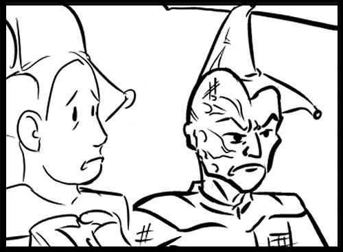 Sketchy Beginnings