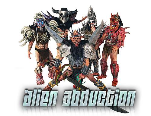 GWAR joins Alien Abduction!