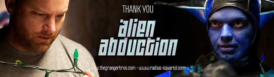Alien Abduction Grad Cover Image