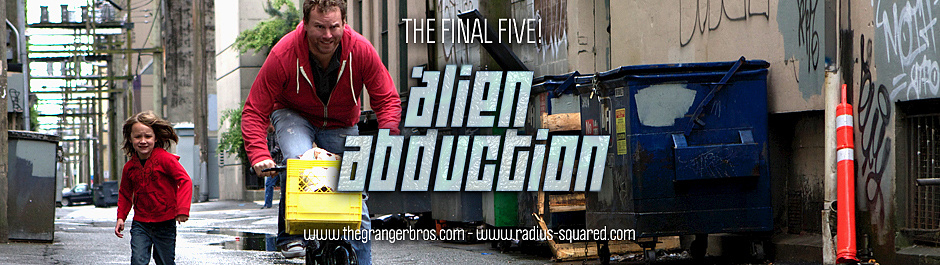 Alien Abduction Final 5 Cover Image