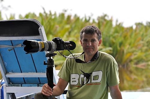 Mark Bochsler, Central Kalimantan river journey.