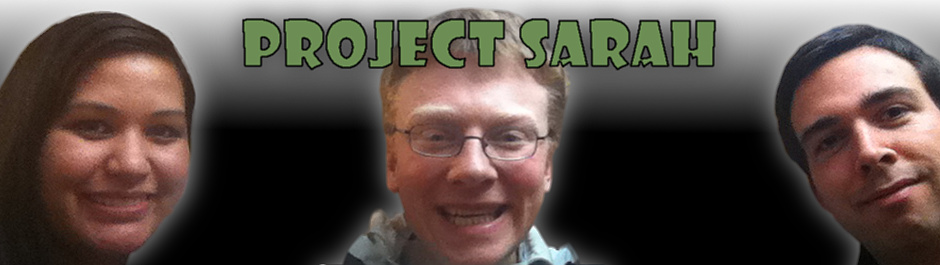 Project Sarah The Pitch Cover Image