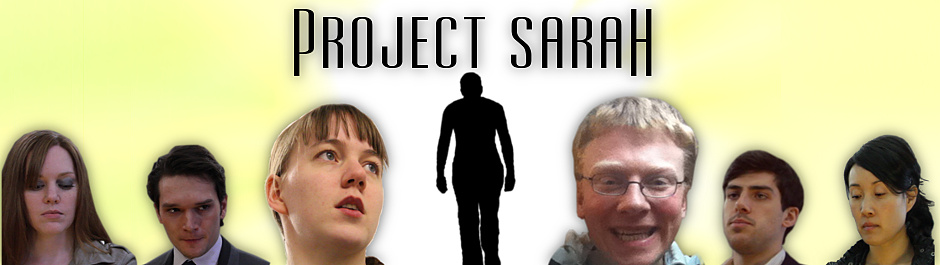 Project Sarah Trailer Redux Cover Image