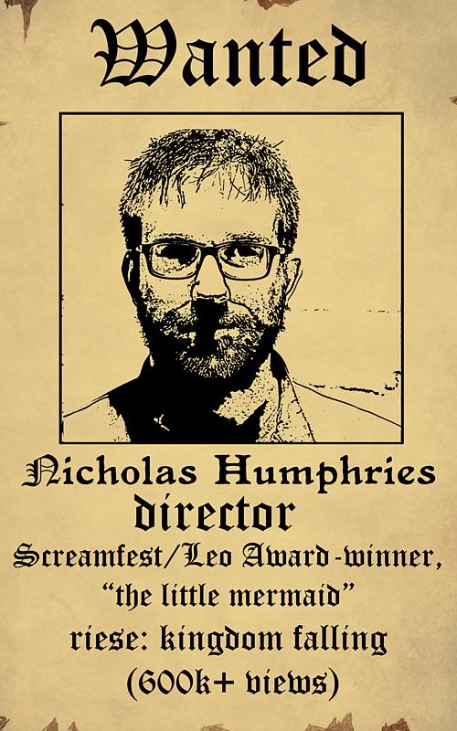 Nicholas Humphries - Director