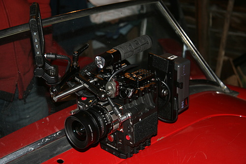 ABSOLUTION: STAR POWER RED EPIC ENGINE for MG