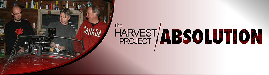 The Harvest Project: Absolution The Pitch Cover Image