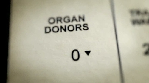 Absolution: Organ Donor Trade