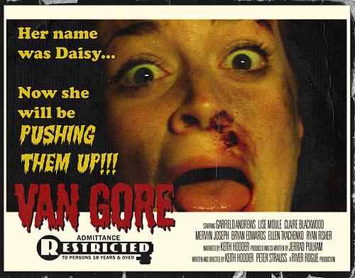 Van Gore Lobby Card #2