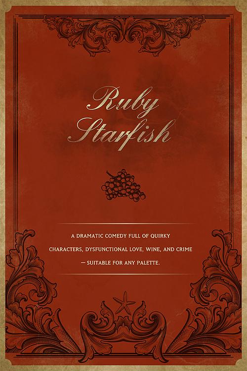 Ruby Starfish