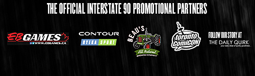 The official Interstate 90 promotional partners