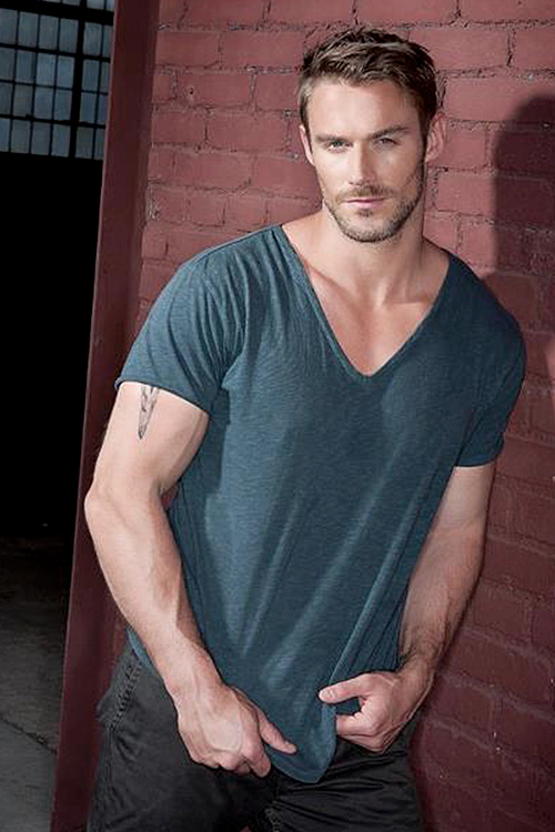 Jessie Pavelka is Len, driven to settle the score