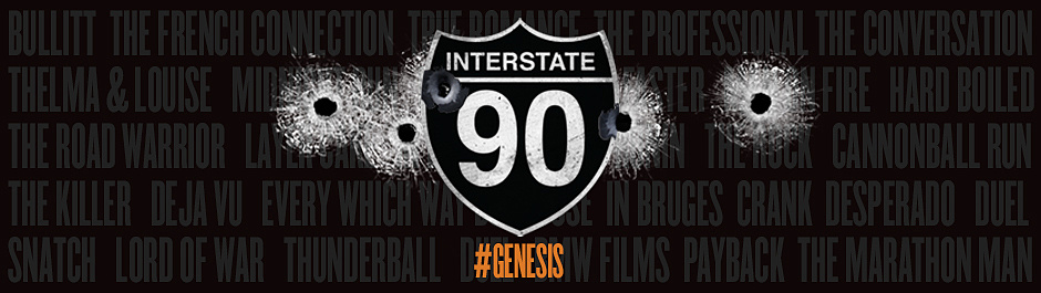 Interstate 90 Genesis Cover Image