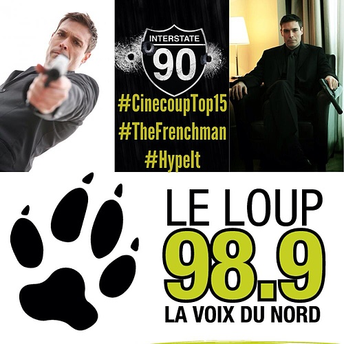 French interview on Le Loup 98.9