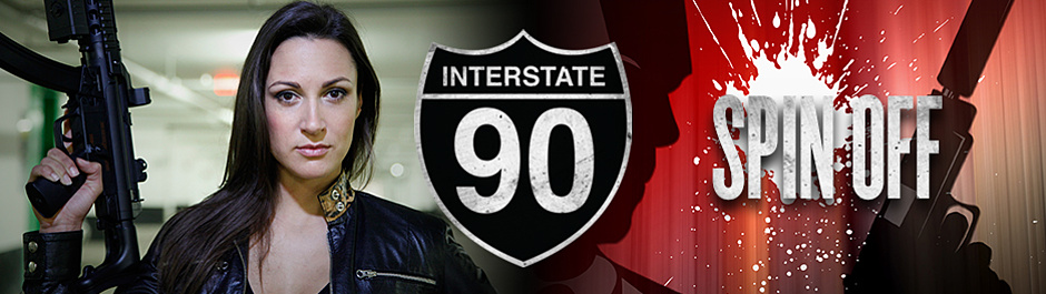 Interstate 90 Spin Off Cover Image