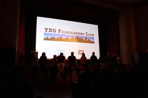YEG Filmmakers LIVE!