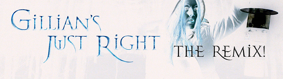Gillian's Just Right Trailer Redux Cover Image