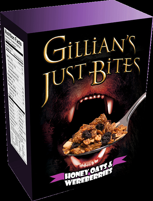 Gillian's Just part of a complete breakfast.