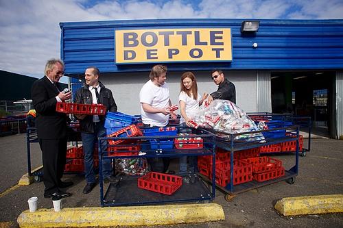 Bottle Drive Campaign