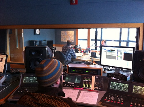 Kris - ON AIR! CBC Radio One