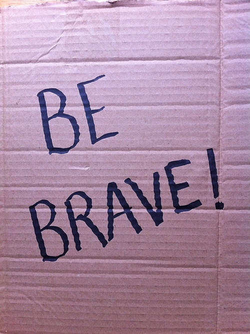 Be Brave on Facebook - The Campaign Goes Viral