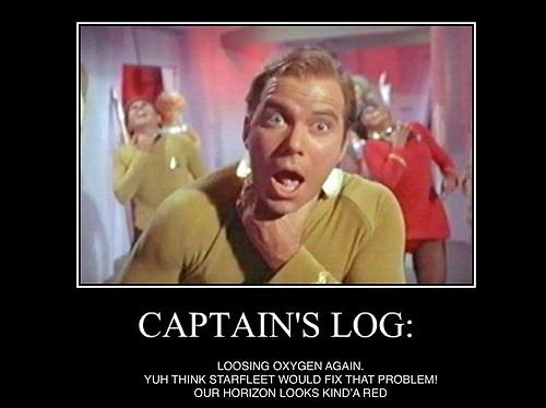 A captain's curse