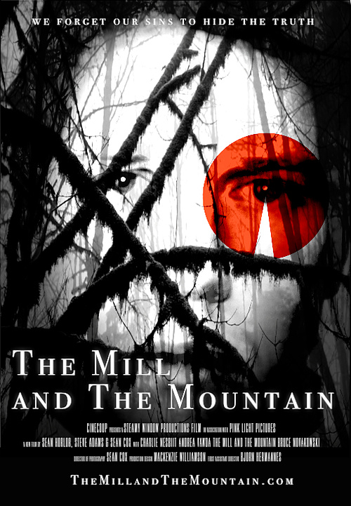 The Mill and the Mountain Poster