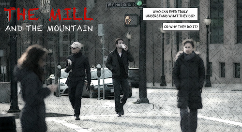 The Mill and the Mountain - Graphic Novel