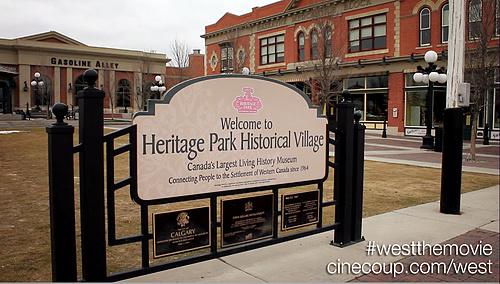 Calgary's Heritage Park