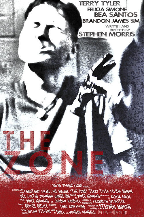 The Zone Official Poster