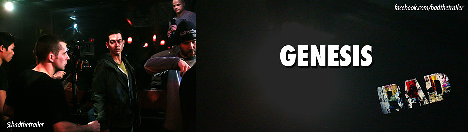 BAD Genesis Cover Image