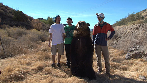 Local filmmakers enter million-dollar contest