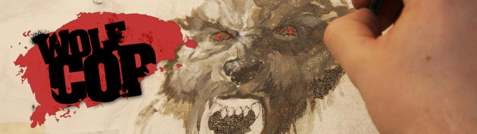 Wolfcop Off The Wall Cover Image
