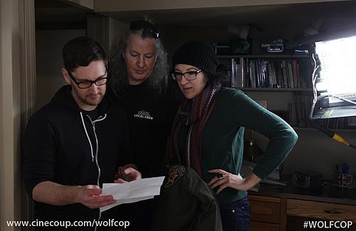 WolfCop Crew Reunion