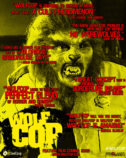 The WolfCop