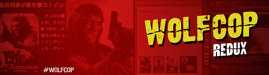 Wolfcop Trailer Redux Cover Image