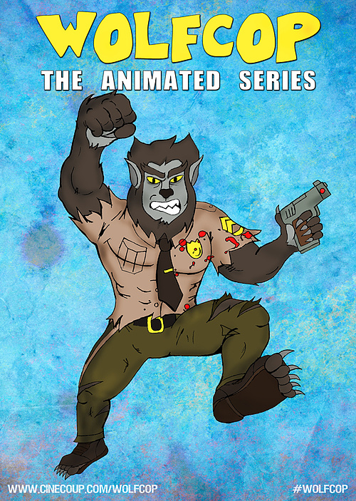 WolfCop: The Animated Series