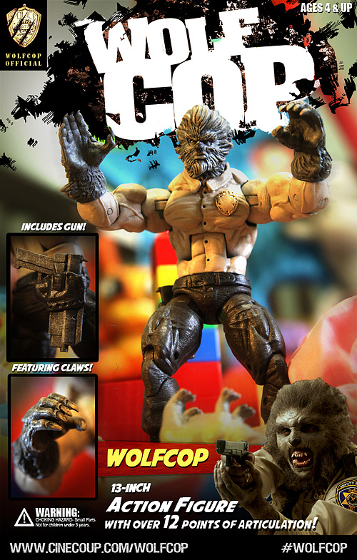 WolfCop: The Action Figure