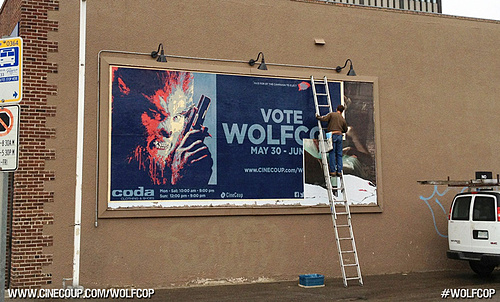WolfCop: Billboard #2