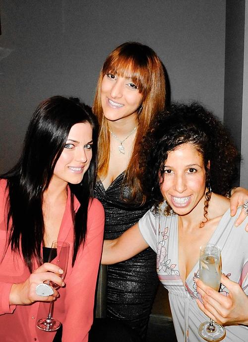 Ana Maria, Panta, and Mia