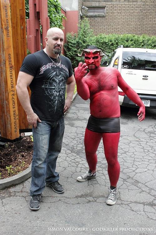 Fitto and E Diablo!