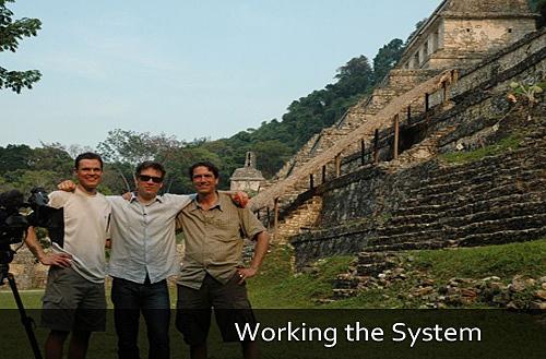 Mayan ruins open their doors!