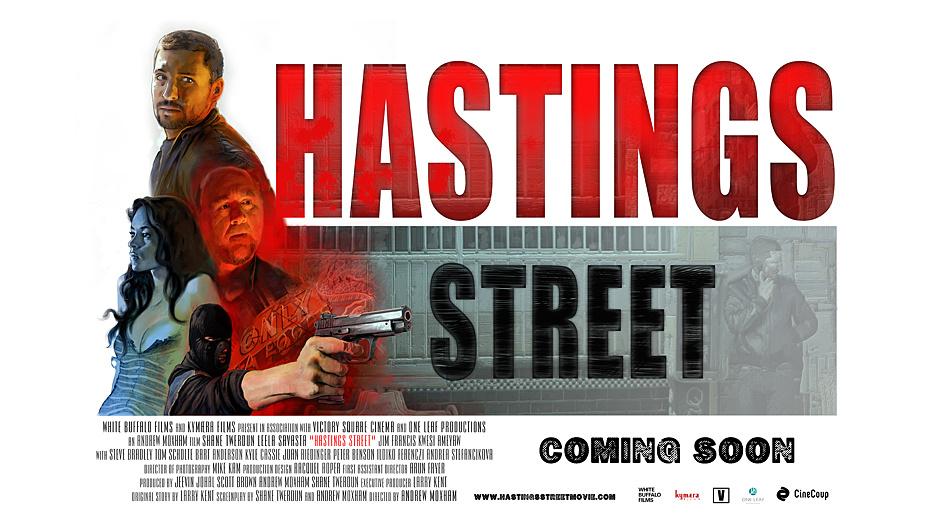Hastings Street
