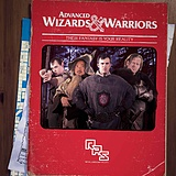 Advanced Wizards And Warriors Avatar