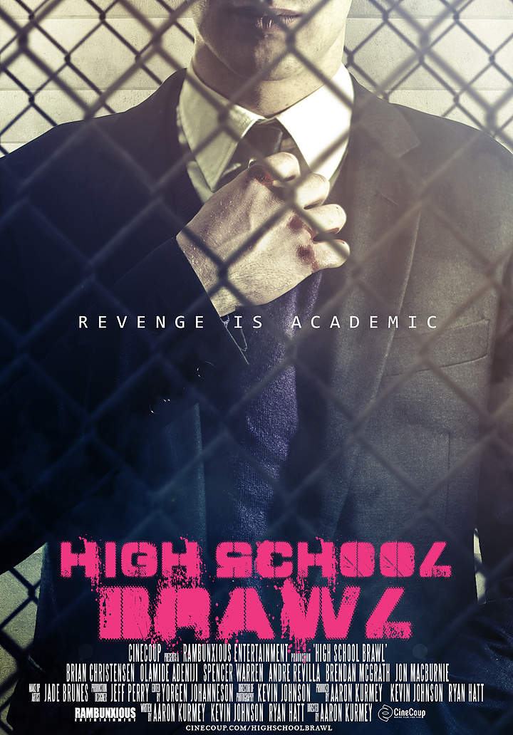 Mission #3: The Poster A - High School Brawl