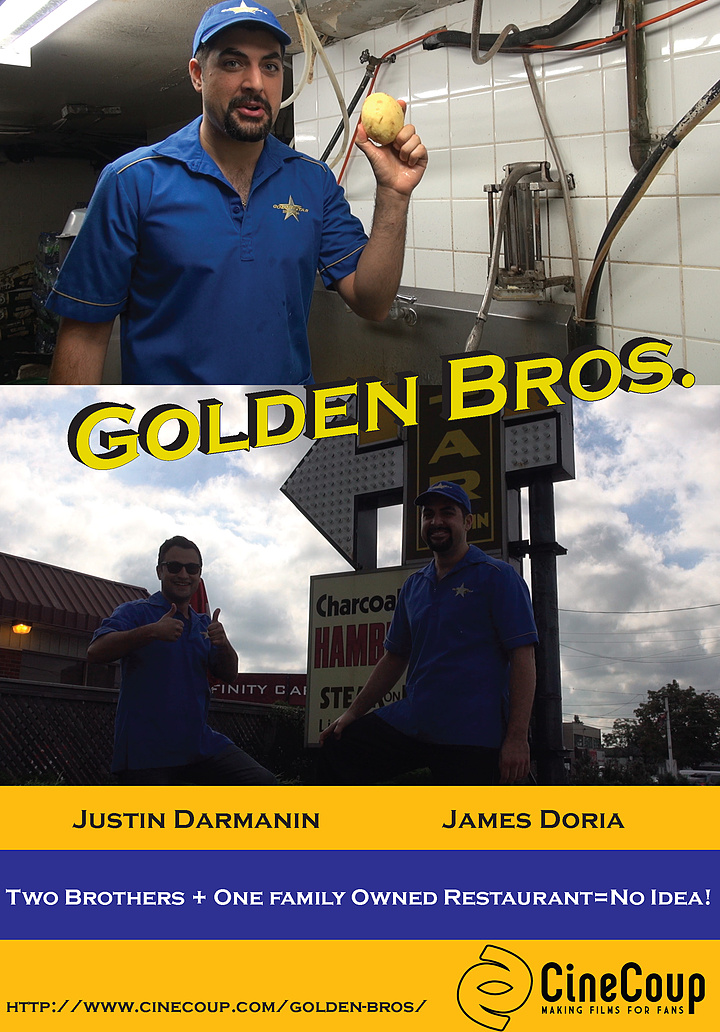 Mission #3: The Poster B - Golden Bros.